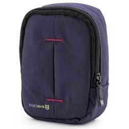 Compact Camera Case- Evecase Universal Point and Shoot Digit