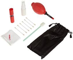 CowboyStudio Optical Pro Lens Cleaning Kit for Canon, Nikon,