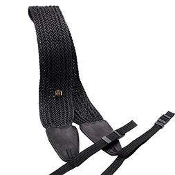 Eggsnow Camera Shoulder Neck Strap Knit Broaden Universal Ca