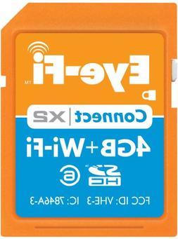Eye-Fi Connect X2 4 GB Class 6 SDHC Wireless Flash Memory Ca