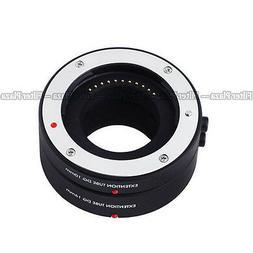 FOTGA Auto Focus Macro 10mm+16mm Extension Tube Set for Olym