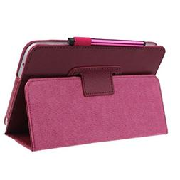 For Samsung accessories,Kshion Leather Case Stand Cover Shoc