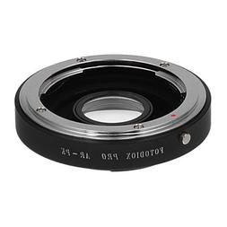 Fotodiox Pro Lens Mount Adapter - Konica Auto-Reflex  SLR Le