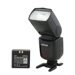 Godox V850 Flash High Power Pioneering Li-ion Speedlite for