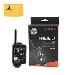 Godox Wireless Cells-II All-in-One ittl Nikon Flash Trigger