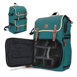 GOgroove Full-size DSLR Camera Backpack Case  for Photograph