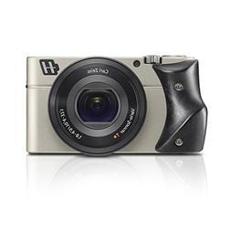 Hasselblad Stellar Camera Silver with Carbon Fiber Grip