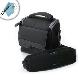 USA Gear Sony Mirrorless Camera Case with Protective Customi