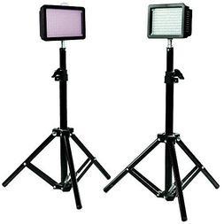 Julius Studio 160LED Camera Light Kit, Including  Ultra High