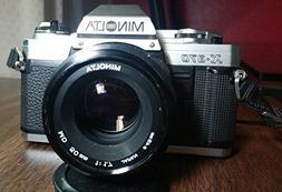 Konica Minolta Maxxum 7D 6MP Digital SLR with Anti-Shake Tec