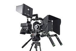Lanparte PK-01 Pro DSLR Camera Rig for HD Video Shooting