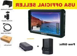 "Lilliput A5 5"" 1920x1200 118g 8bit 4K HDMI DSLR Camera monit"