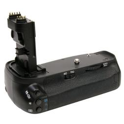 Mcoplus BG-70D Camera Vertical Battery Grip Pack for Canon E