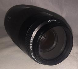 Minolta Maxxum AF 75-300mm I 1:4.5-5.6 lens fits all Minolta