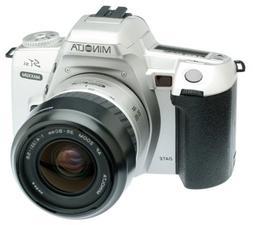 Minolta Maxxum STsi Panorama Date 35mm SLR Camera Kit with 3