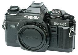Minolta X-700 35mm SLR Camera