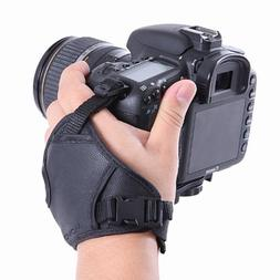 Movo Photo HSG-2 DualStrap Padded Wrist and Grip Strap for D