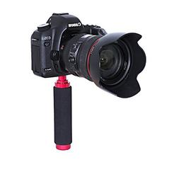 Movo Photo SVH5 Solid Aluminum Handgrip Video Stabilizer for