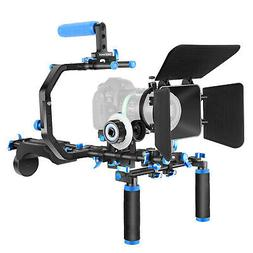 Neewer Film Movie Video Making System DSLR Shoulder Rig for