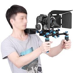 Neewer Movie Kit Film Rig for DSLR Camera Such as Canon 5D m