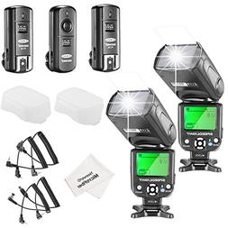 Neewer NW-561 Flash Speedlite Kit for Canon Nikon and Other