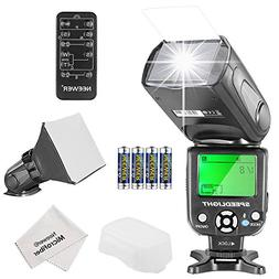 Neewer NW561 Speedlite Flash Kit for Canon Nikon Olympus Fuj