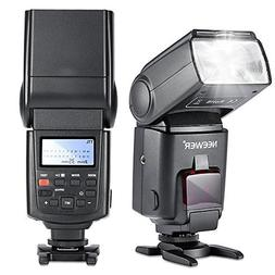 Neewer® NW680/TT680 HSS Speedlite Flash E-TTL Camera Flash
