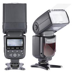 Neewer NW690/MK950II ETTL LCD Screen Display Camera Slave Fl