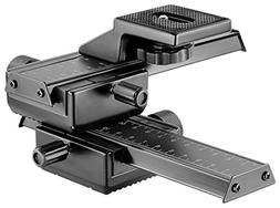 Neewer Pro 4-Way Macro Focusing Focus Rail Slider/Close-Up S