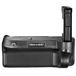 Neewer Professional Vertical Battery Grip Holder for NIKON D