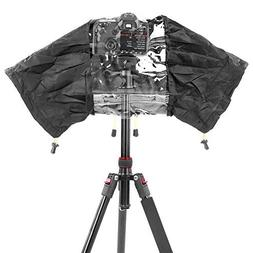 Neewer Rain Cover Rainproof Camera Protector for Canon Nikon