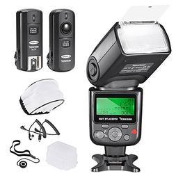 Neewer VK750 II Pro i-TTL Auto-Focus Flash for Nikon DSLR Ca
