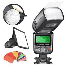 Neewer i-TTL Flash Reflector Kit for Nikon D7100 D7000 D5200