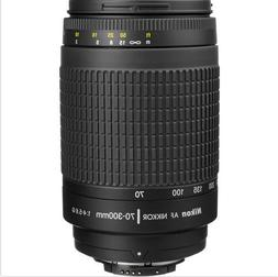 Nikon 70-300 mm f/4-5.6G Zoom Lens with Auto Focus for Nikon