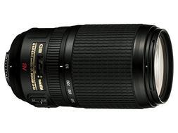 Nikon 70-300mm f/4.5-5.6G ED IF AF-S VR Nikkor Zoom Lens for