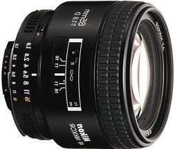 Nikon 85mm f/1.8D Auto Focus Nikkor Lens for Nikon Digital S