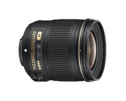 Nikon AF FX NIKKOR 28mm f/1.8G Compact Wide-angle Prime Lens