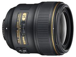 Nikon AF FX NIKKOR 35mm f/1.4G Fixed Focal Length Lens with