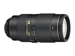 Nikon AF-S FX NIKKOR 80-400mm f.4.5-5.6G ED Vibration Reduct