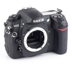 Nikon D200 10.2MP Digital SLR Camera