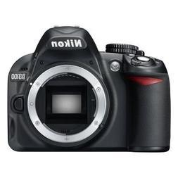 Nikon D3100 Digital SLR Camera Body  No Lens Included - Inte