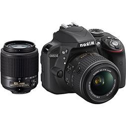 Nikon D3300 24.2 MP CMOS Digital SLR with AF-S DX NIKKOR 18-