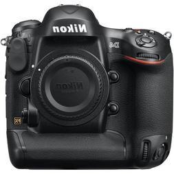 Nikon D4 16.2 MP CMOS FX Digital SLR with Full 1080p HD Vide