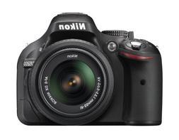 Nikon D5200 24.1 MP CMOS Digital SLR with 18-55mm f/3.5-5.6