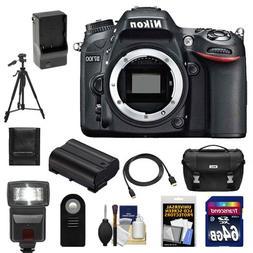 Nikon D7100 Digital SLR Camera Body with 64GB Card + Battery