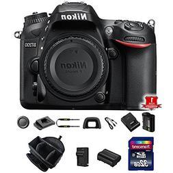 Nikon D7200 Digital Camera F Mount  - International Version