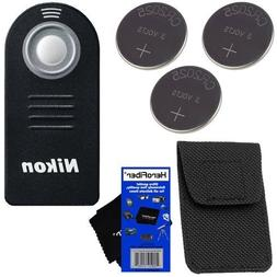 Nikon ML-L3 Wireless Remote Control with Storage Case for D4