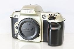 Nikon N60 35mm SLR Camera