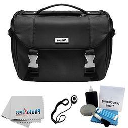 Nikon Starter Digital SLR Camera/Lens Gadget Bag + Photo4les