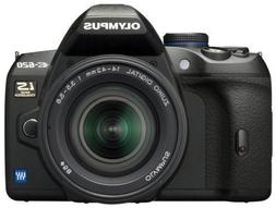 Olympus Evolt E620 12.3MP  DSLR with IS, 2.7-inch Swivel LCD